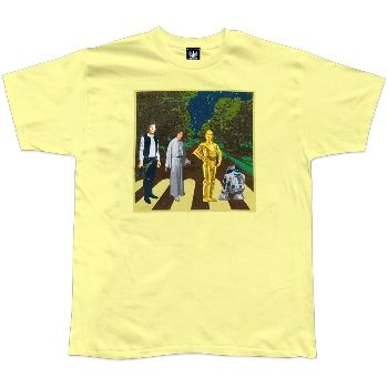 Abbey Road/Star Wars T-Shirt