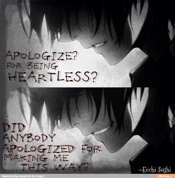 10 Dark Anime Quotes Worth Reading
