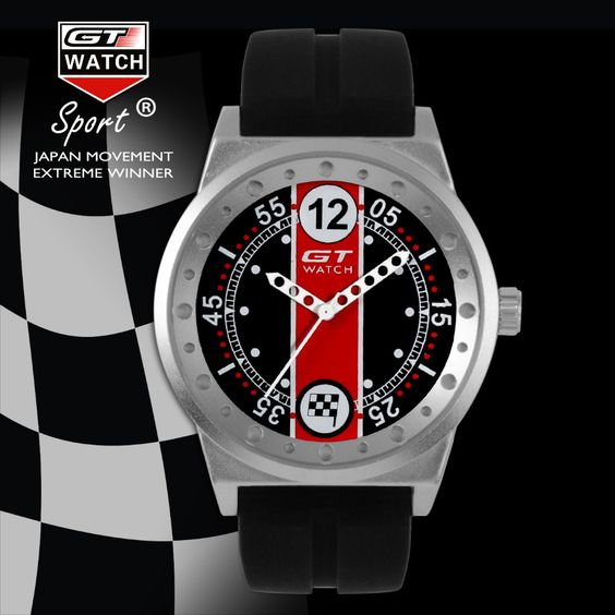 2016 Luxury Brand GT Race Sports Champion Uhren Men's Military Watches Women's Dress Casual Silicone Strap Quartz Watch Nail That Deal http://nailthatdeal.com/products/2016-luxury-brand-gt-race-sports-champion-uhren-mens-military-watches-womens-dress-casual-silicone-strap-quartz-watch/ #shopping #nailthatdeal