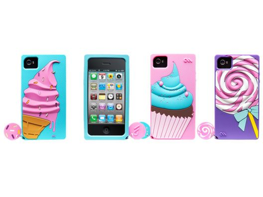 iPhone covers // Sweet Treats for your iPhone 4/4S by Case-Mate