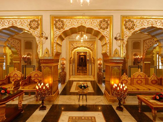 The price tag speaks for itself: $45,000 a night is not a typo—it's the actual rate for less than 24 hours in a maharaja's former residence, which is now the Presidential Suite.