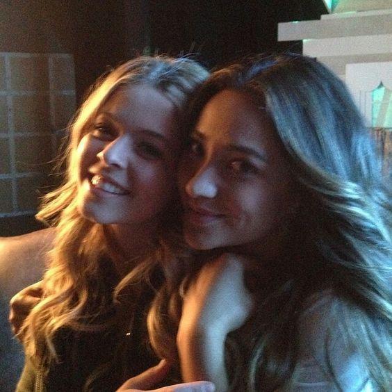 Sasha and Shay