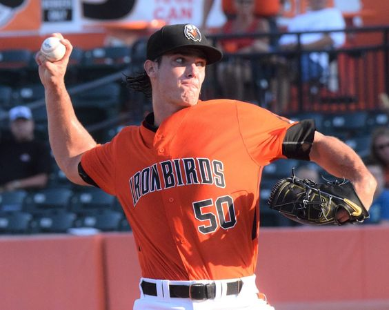 Baby Birdland: RHP Cody Sedlock The Latest First Round Pitching Prospect for Baltimore Orioles