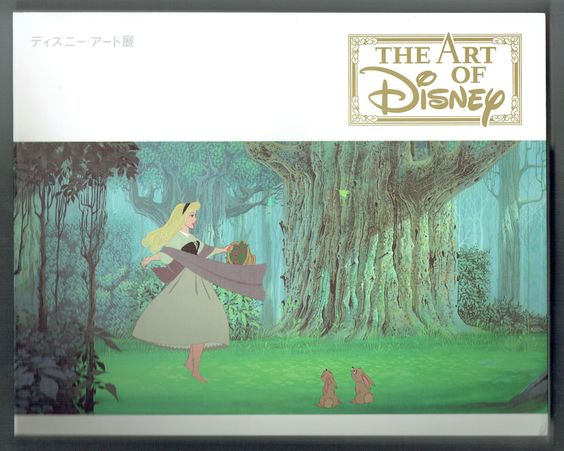 New Arrivals :: The Art of Disney (Tokyo Museum of Contemporary Art Catalog)