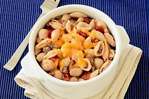 Tex-Mex Shells and Cheese recipe