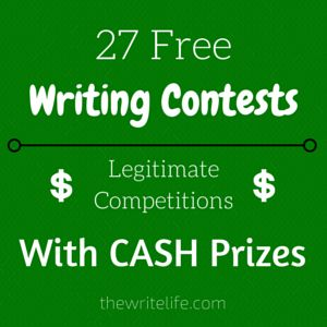 writing contests cash prizes They have been a judge for juries such as the bc book prizes and contest judges are barred from participating in subsequent contests at room writing contest.