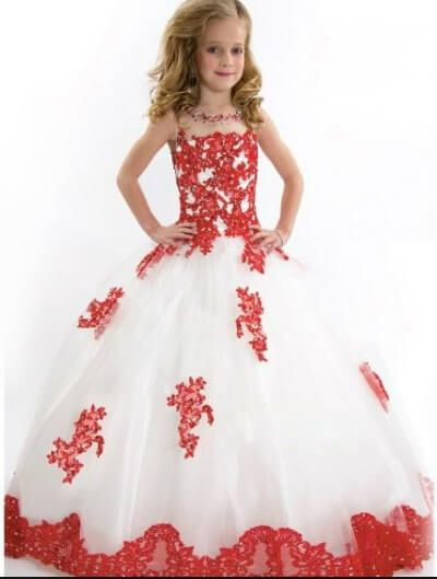 10 Year Old Dresses For Weddings Pageant Dresses Kids Pageant Dresses Flower Girl Dresses