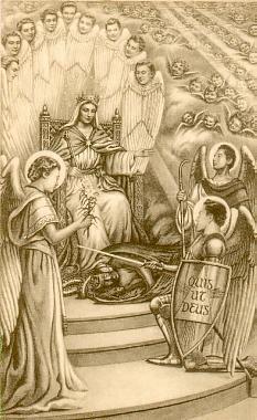 (Prière révélée en 1863 par la Très Sainte Vierge au Vénérable Père Cestac)   Nous avons reçu d'un abonné une prière originale datant de l'é...