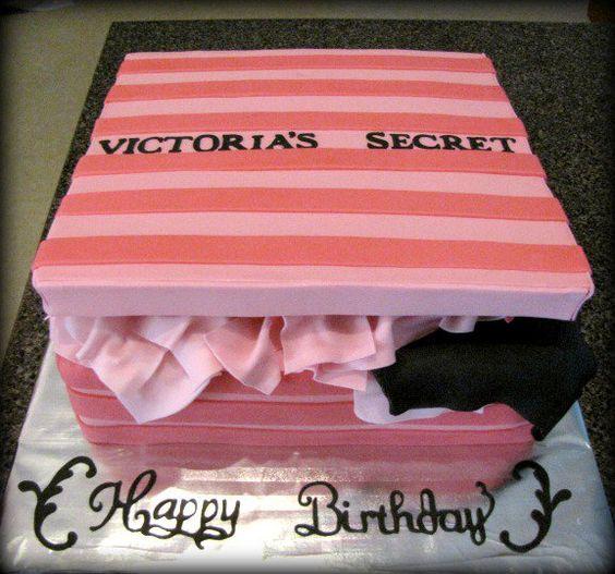 Birthday Cakes, Victoria Secret