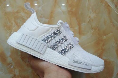 Adidas Damen Sneaker Glitzer adidas Originals günstig