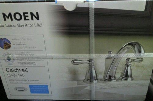 Moen Brand Caldwell Bathroom Faucet Stainless Model # CA84440- $100 or Best Offer
