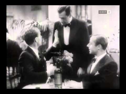 (1937) Der Mann von dem man spricht - Heinz Rühmann
