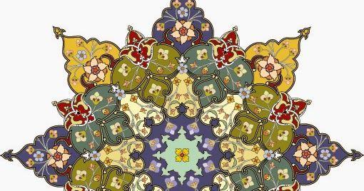 صور زخارف اسلامية 7 امتداد Eps موسوعة صور المهندسة Islamic Pattern Vintage World Maps Vintage