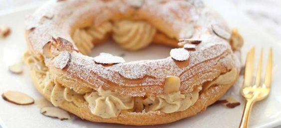 Paris Brest - Aprenda a preparar o famoso doce inspirado numa corrida de bicicletas