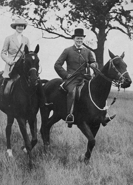 Clementine Churchill | Winston et Clementine Churchill
