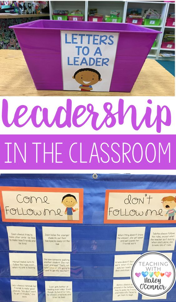 Leadership In The Classroom