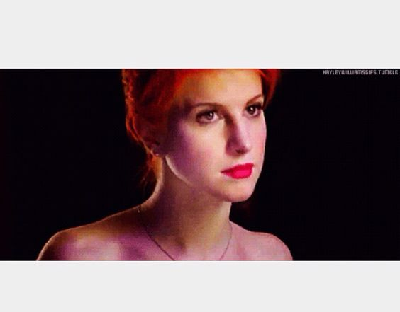 Hayley Williams // The Only Exception