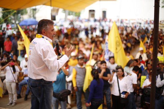 Desarrollo económico y empleo, prioridad para mi gobierno: Pepe Toño Estefan Garfias