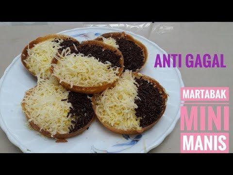 Resep Martabak Mini Anti Gagal Semua Pasti Bisa Youtube Makanan Makanan Dan Minuman Ide Makanan