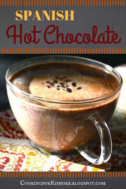 Snow Day - Spanish Hot Chocolate!!!