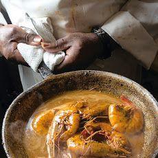 Mr. B's Barbecued Shrimp Recipe