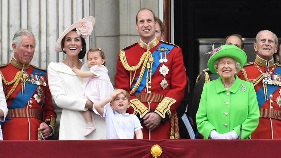Prinz William, Kate, Charlotte und George verbringen ihre Auszeit