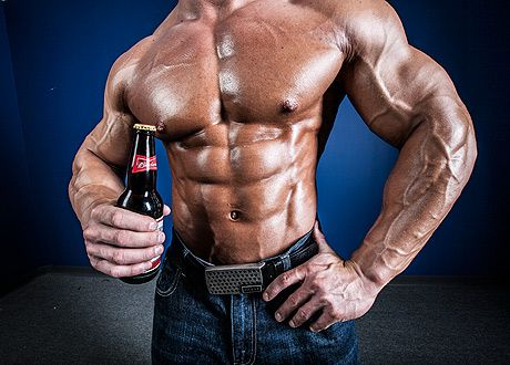 A Bodybuilder's Guide to Drinking
