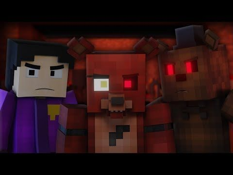 Dream Your Dream Fnaf Minecraft Animation Song By Tryhardninja Faintturnip Remastered Youtube Fnaf Minecraft Fnaf Minecraft Wallpaper