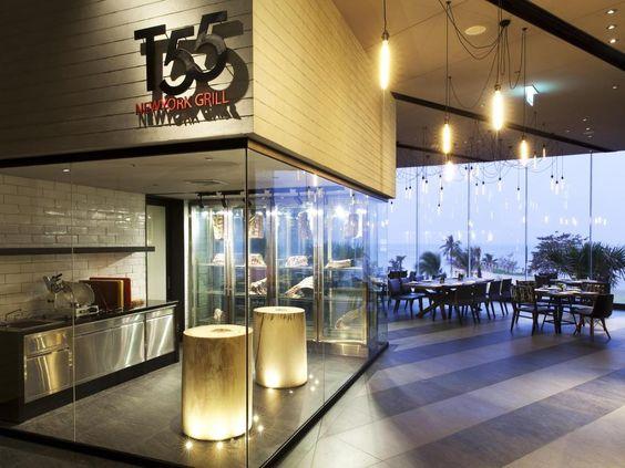 รีวิวห้องอาหาร T55 Grill โมเว่นพิค พัทยา