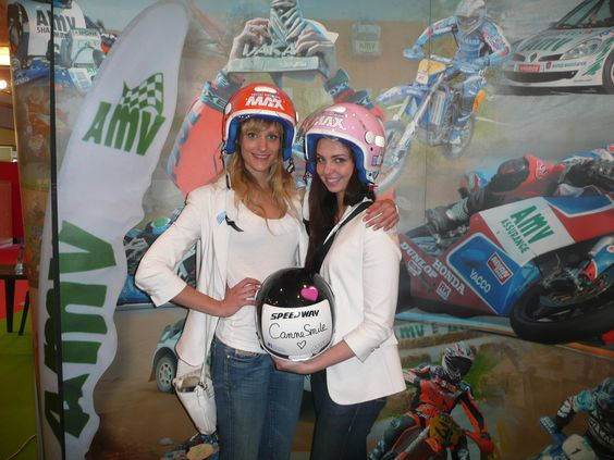 Motorbike show