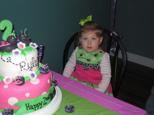 Ryleigh's Second Birthday