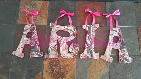 Check out this item in my Etsy shop https://www.etsy.com/listing/217938030/real-tree-camo-nursery-letters