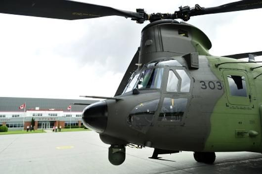June 27, 2013  Introducing the RCAFs New CH 147F Chinook