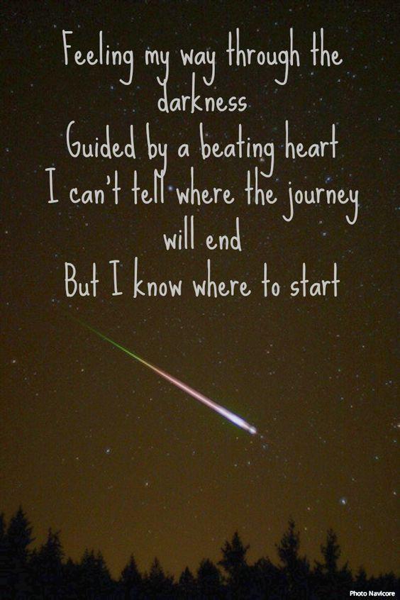 journey of lyrics Journey lyrics by lea salonga free downloads, list 1 - download journey lyrics by lea salonga software.