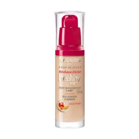 Bourjois Radiance Reveal Healthy Mix Foundation New Packaging Bourjois Healthy Mix Foundation Bourjois Healthy Mix Foundation Review Healthy Mix Foundation