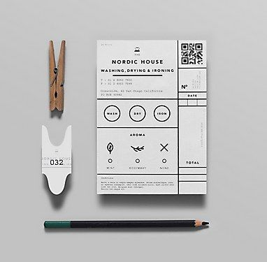 Nordic House Identity- A branding exercise by Mexican design firm Anagrama