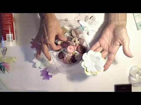 @: Envelope flowers - YouTube