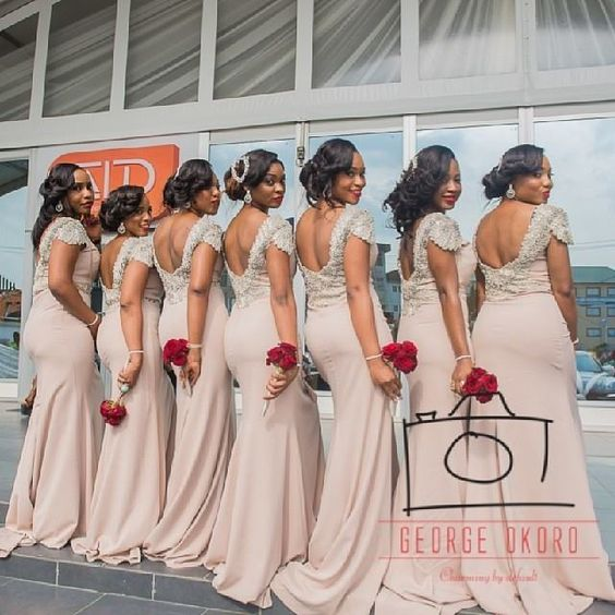 """""""Inspiration Gallery for Bridesmaids"""": 50 Stunning & Gorgeous Bridesmaids Dresses – #BeInspired 
