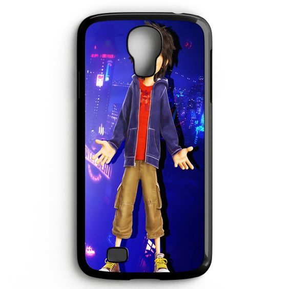 Hiro Hamada Disney Big Hero 6 Samsung Galaxy S4 Case