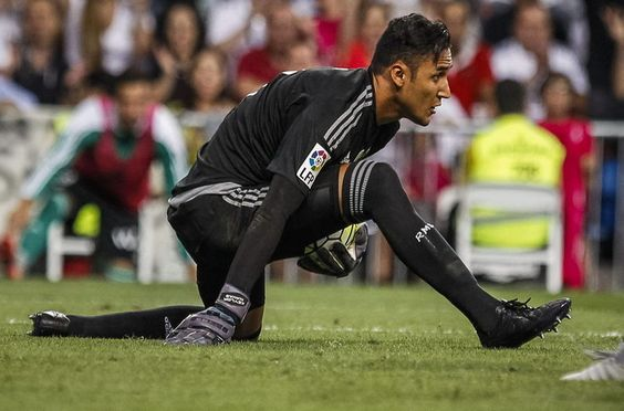 LA VOZ DEL PUEBLO - COSTA RICA: Keylor Navas jugará con el Manchester United y dej...