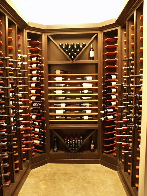 Wine Cellar Wine And Walk In On Pinterest