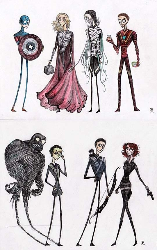 What would be a good essay question about Tim Burton?