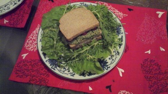 Sanduíche Natural / Sandwich
