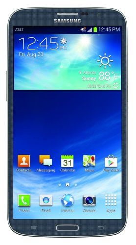 Samsung Galaxy Mega, Black 16GB (AT&T)
