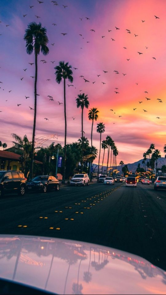 Vsco I Never Knew How Amazing Life Could Be Until I Moved To Los Angeles The Closest Thing Wallpaper Iphone Summer Sky Aesthetic Beautiful Nature Wallpaper