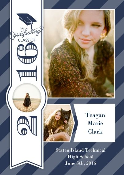 Graduation Announcements by Snapfish Ability to personalize both – Snapfish Graduation Invitations