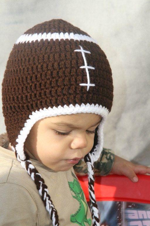 Soft Shells Baby Earflap Hat Crochet Pattern : Seasons, Inspiration and So cute on Pinterest