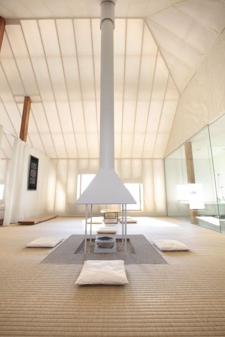 The transparent shell lets natural light flow inside (Photo: Kengo Kuma Associates, from t...