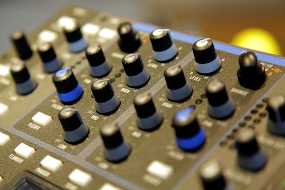 Rane Sixty-Two DJ-Mixer mit integriertem Scratch-Live Interface #Rane #SixtyTwo #Serato #ScratchLive