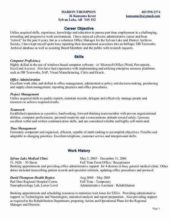 Skills Based Resume Template Free Fresh Skill Based Resume Marion